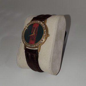 Gucci Custom Diamond Watch